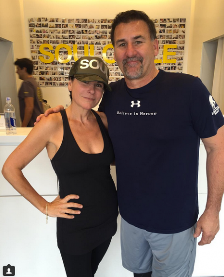 soul cycle fundraiser