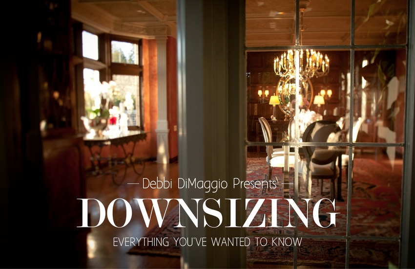 Downsizing with Debbi DiMaggio 01